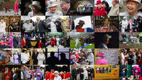 Channel 4 News video and stories on the Diamond Jubilee.