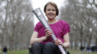 Paralympian Tanni Grey-Thompson forced to 'crawl' from train