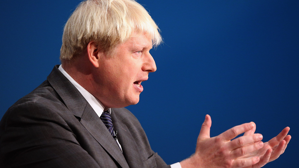 Boris Johnson backs living wage rise (G)