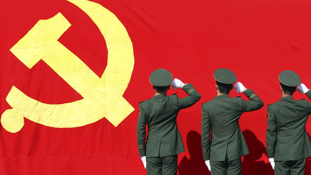 China's once-in-a-decade leadership change