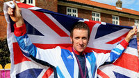 Olympian Wiggins in hospital after road collision (G)