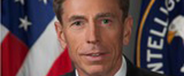 David Petraeus resigns from his post as CIA director after admitting he cheated on his wife of 37 years. The former army commander has led the CIA since 2001.