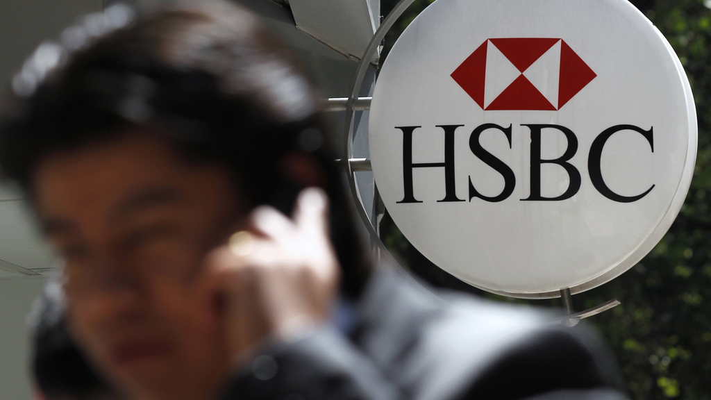 HSBC under scrutiny for 'criminal' account holders (G)