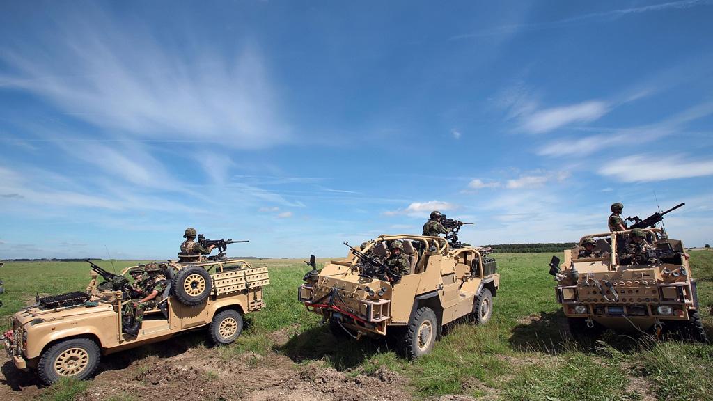 Iraq vehicles (Getty)