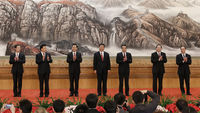 The key issues facing China's new leaders (G)