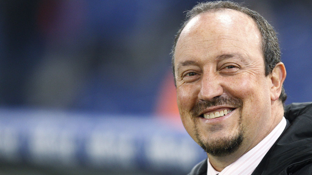 Chelsea announce that Rafael Benitez will take over as interim manager until the end of the season following the sacking of Roberto Di Matteo (Reuters)