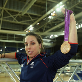 Beth Tweddle (Reuters)