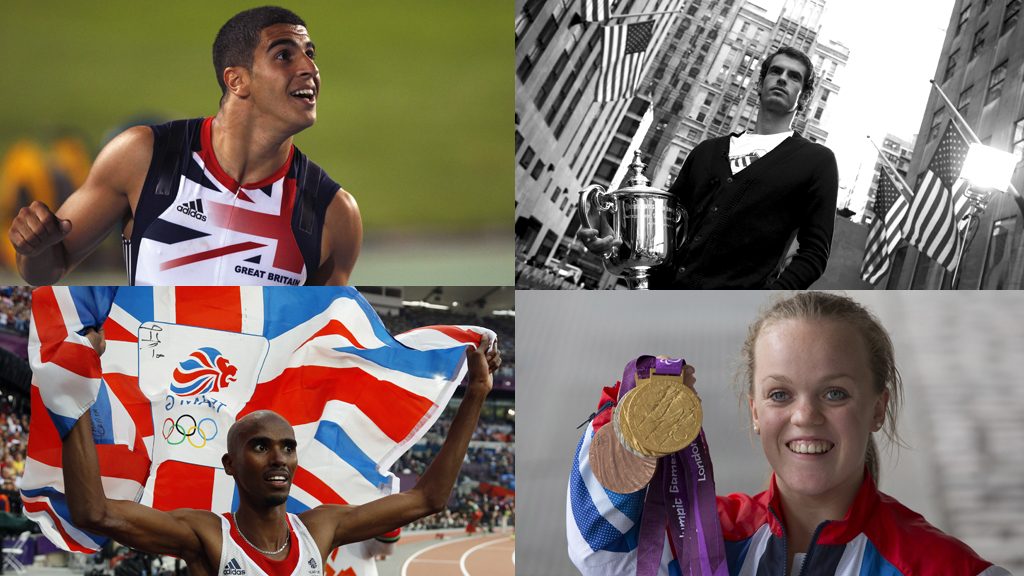 Who is your sporting hero of 2012?