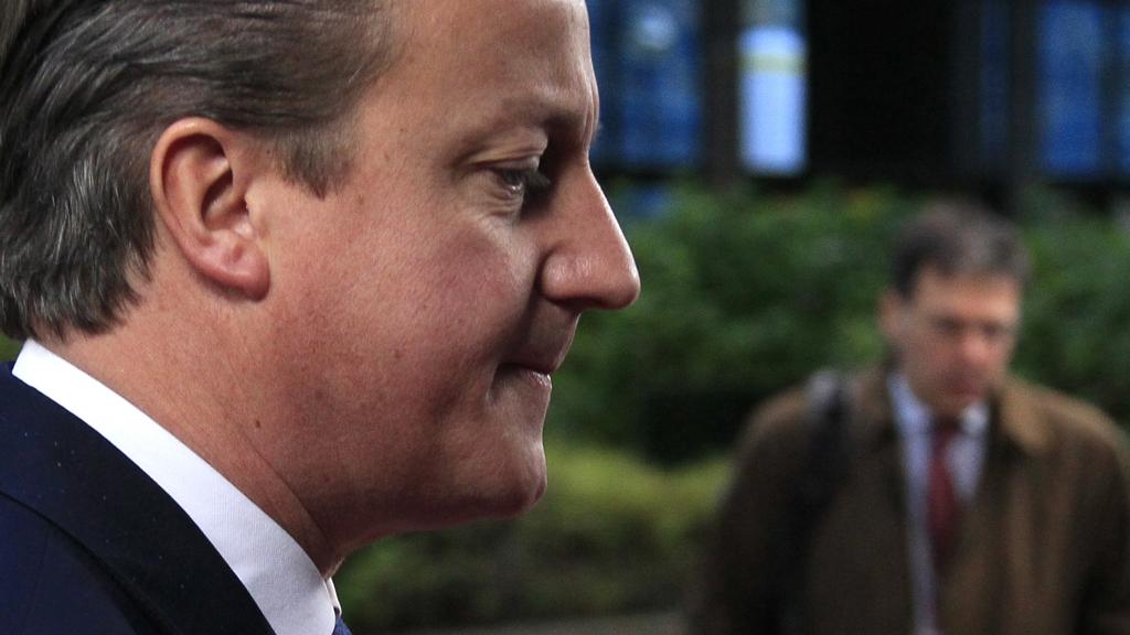 David Cameron prepares for EU budget fight (Reuters)