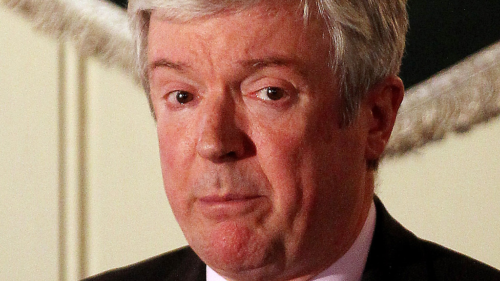 New BBC Director General Tony Hall (Getty)
