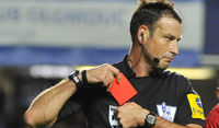 Football referee Mark Clattenburg (Reuters)