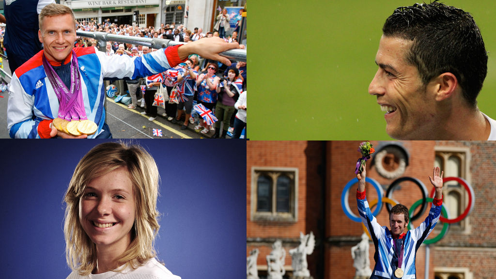 Sporting heroes of 2012: your views