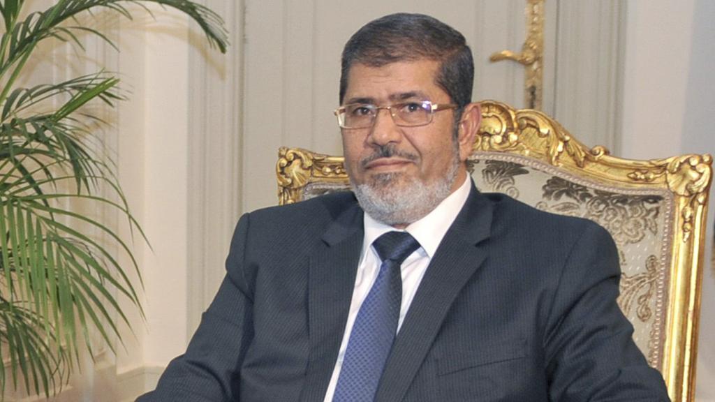 Mohamed Morsi (Reuters)
