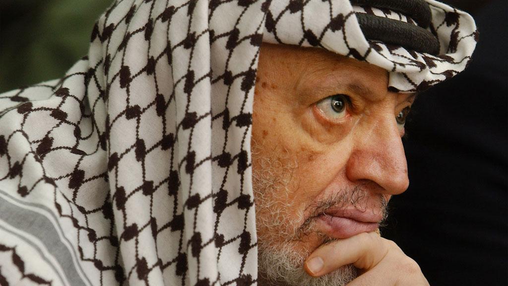 Yasser Arafat (pic: Getty)
