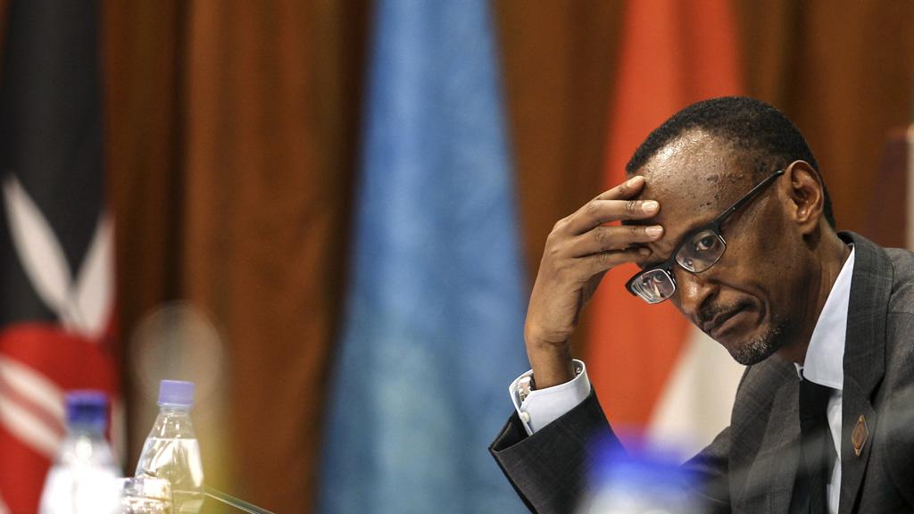 Rwanda President Paul Kagame. (Reuters)
