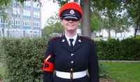 Corporal Anne-Marie Ellement who committed suicide after claiming she was raped by 2 colleagues (ITN)