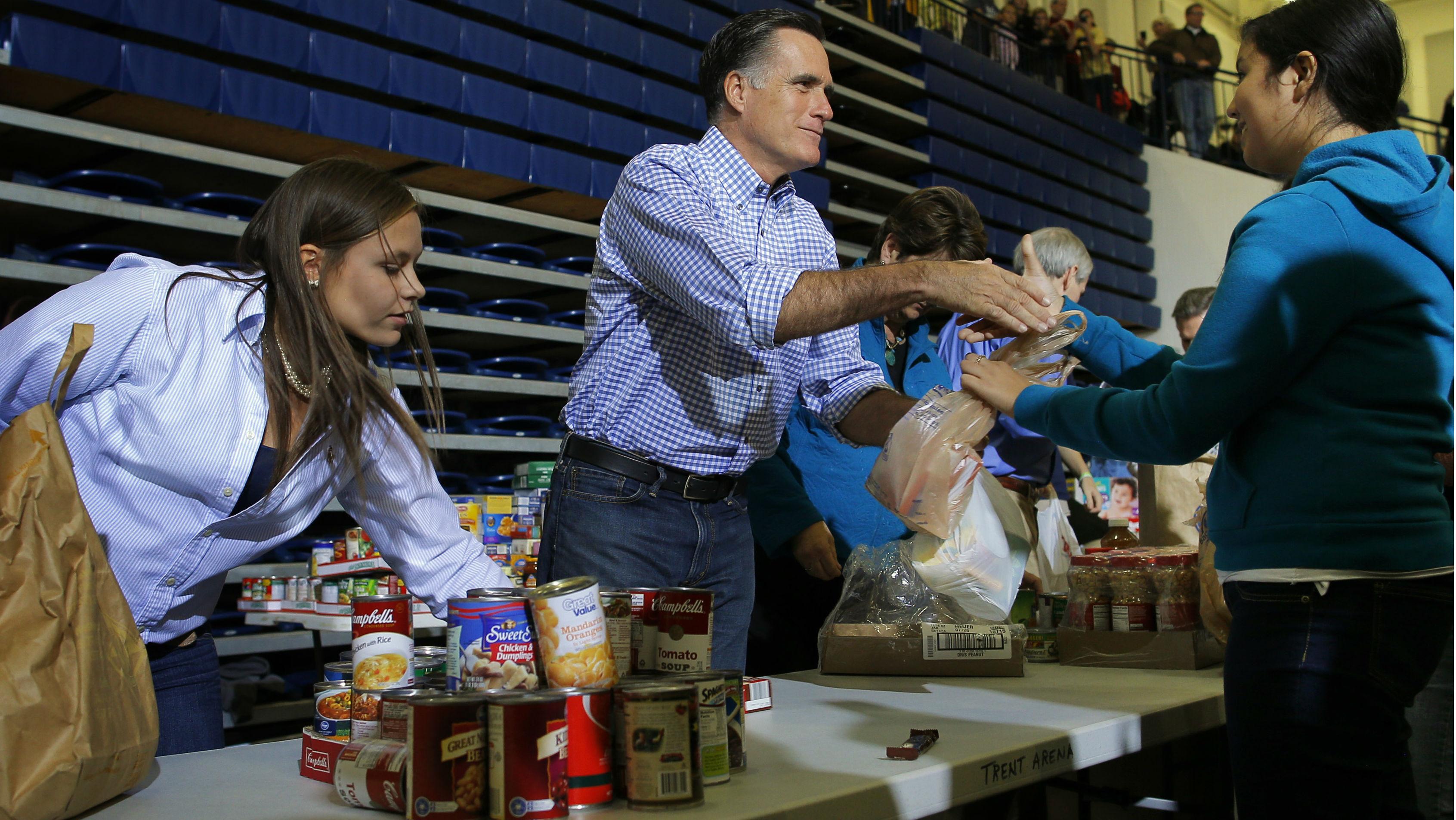 Romney at Ohio event (reuters)