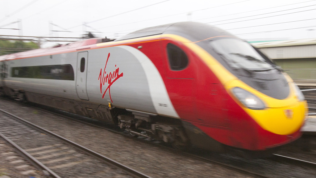 Virgin train (Reuters)