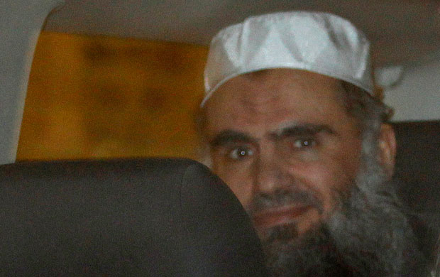Abu Qatada fights Jordanian deportation citing evidence obtained by torture