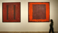 Mark Rothkoa Seagram murals (Reuters)
