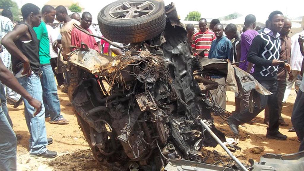 Boka Haram has targeted Christian worshippers in Nigeria (pic: Reuters)