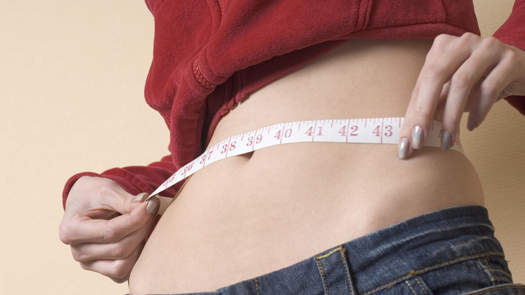 There has been a 16 per cent rise in eating disorders among young people over the past year (Getty)