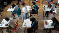 45,000 to resit English GCSEs after marking debacle (G)