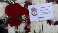 Hillsborough flowers (Reuters)