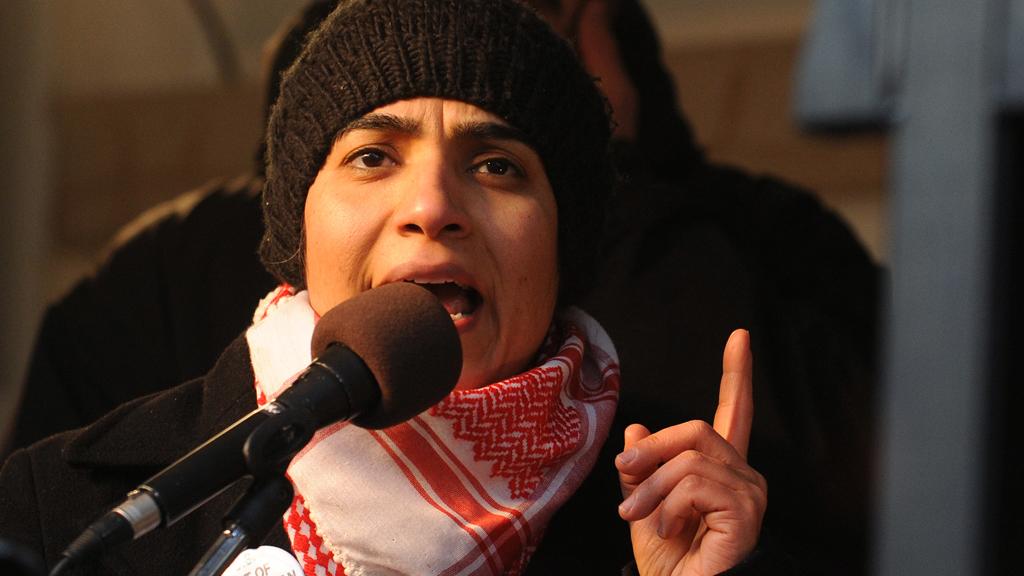 Former Afghan MP Malalai Joya (Reuters)