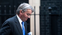 Andrew Mitchell cycled out of politics last night denying he ever called Downing Street police 'plebs', but police appear satisfied with his resignation as chief whip and the end to a 20-year career.