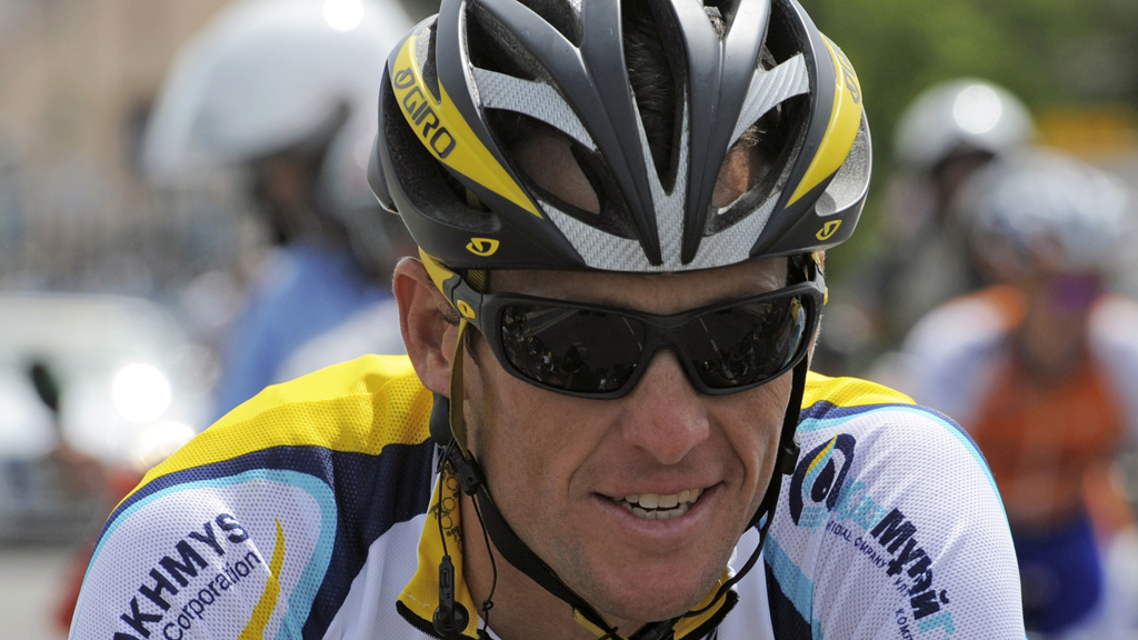 Lance Armstrong in 2009 (Reuters)