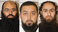 Three men from Birmingham are accused of planning a suicide bombing campaign that  according to the prosecution could have been more deadly than the 2005 London attacks.