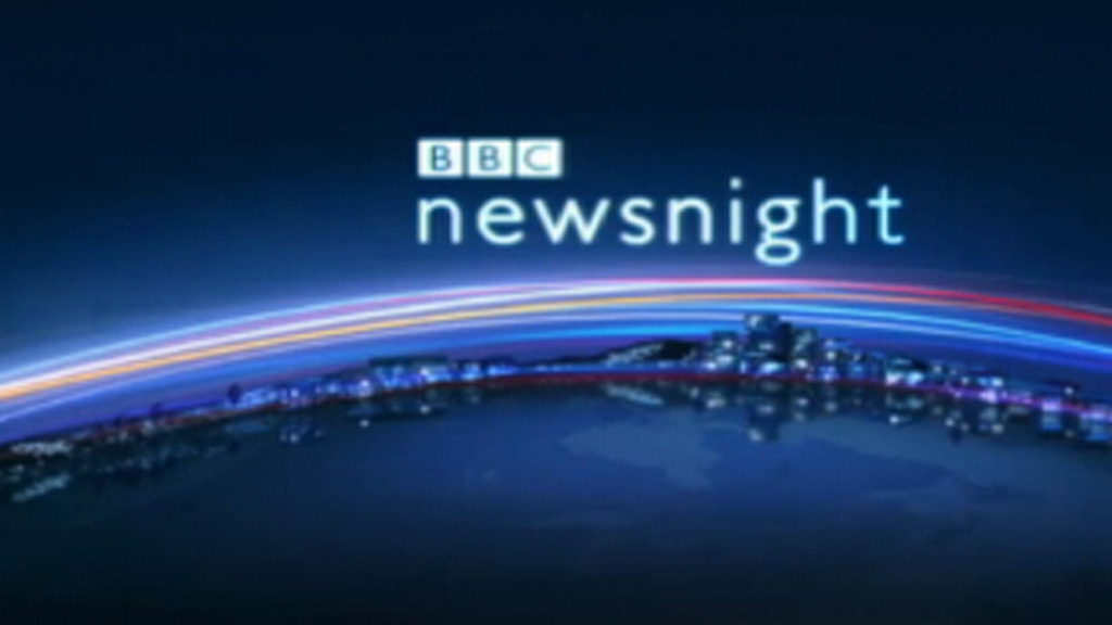 Newsnight editor Peter Rippon stood aside in October 2012 (pic: Getty)