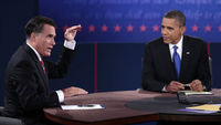 Obama and Romney third debate (reuters)