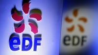 EDF logos (Getty)