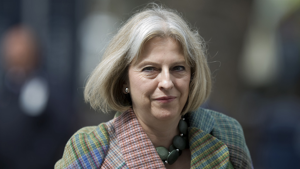 Home Secretary Theresa May (Getty)