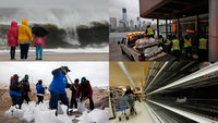 Flights cancelled as US prepares for Hurricane Sandy (G)