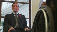 Blunkett: I've had problems flying too (videograb)