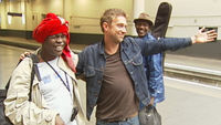 Damon Albarn and friends hop aboard the Africa Express