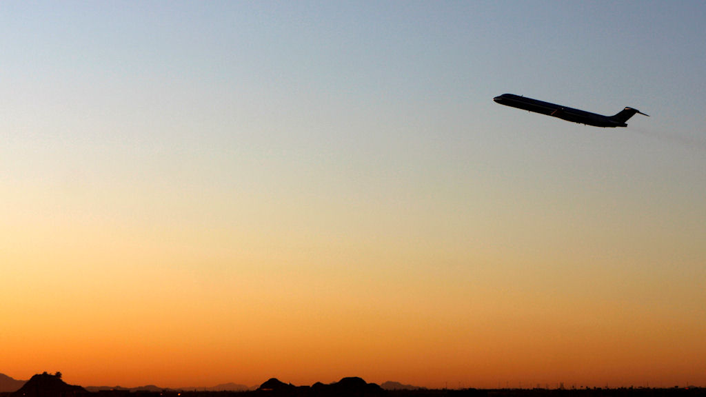 Figures show 2012 was the safest ever year for air travel. (Reuters)
