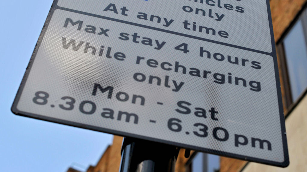 Parking charges rise 12.5 per cent in a year (Getty)