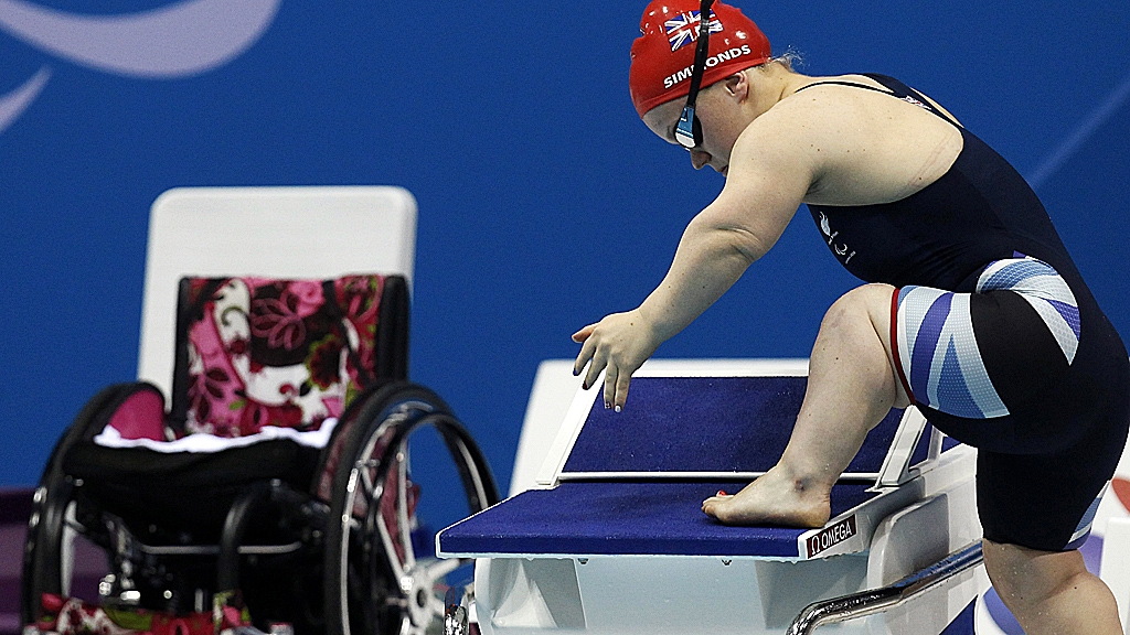 Channel 4 poll on the effect of the London 2012 Paralympic Games on British people's attitudes towards disabled people and disabled sports (Image: Reuters)