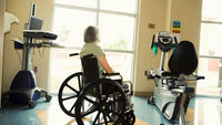 No go Britain: Gyms lacking disabled facilities (G)