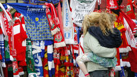Hillsborough mural (Reuters)