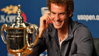 Andy Murray professes himself