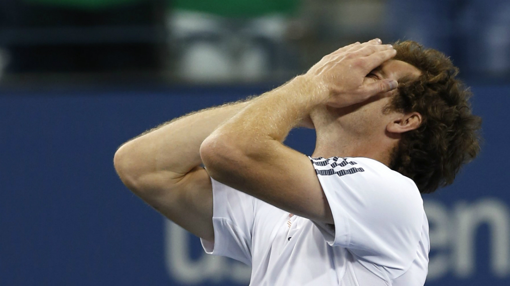 Andy Murray wins the US Open. (Reuters)