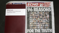 The Hillsborough report (Reuters)
