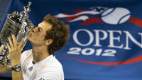 A photo gallery showing Andy Murray's journey to the top of world tennis.