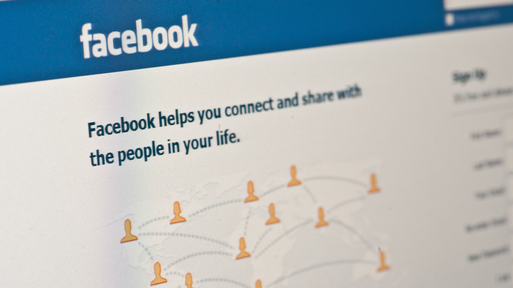 Facebook friends boost American voters (G)