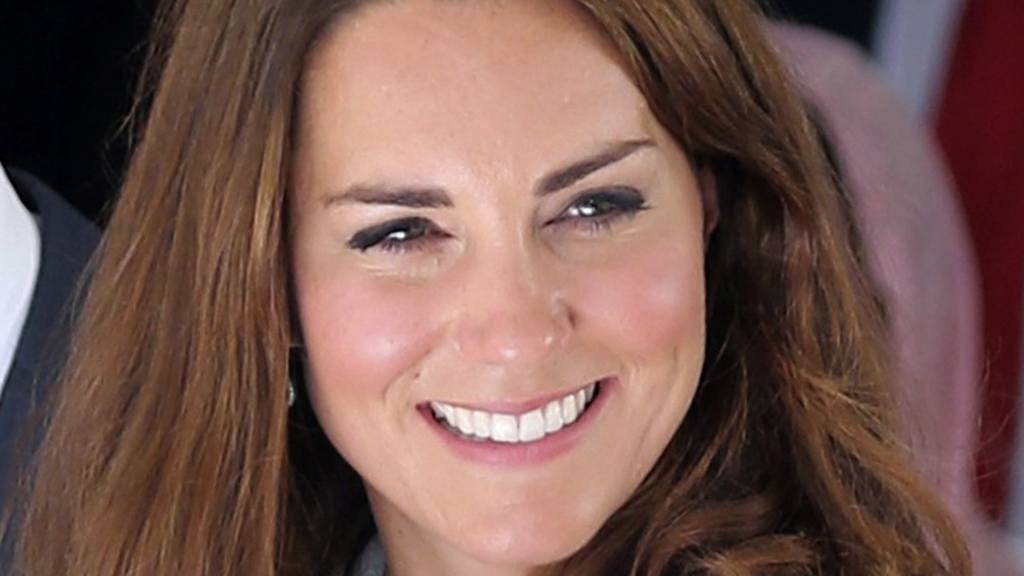 The Duchess of Cambridge (pic: Reuters)